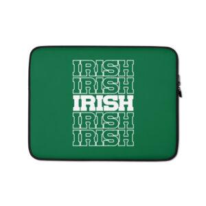Irish Laptop Sleeve