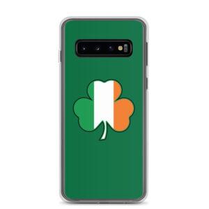 Ireland Cloverleaf Flag Samsung Case