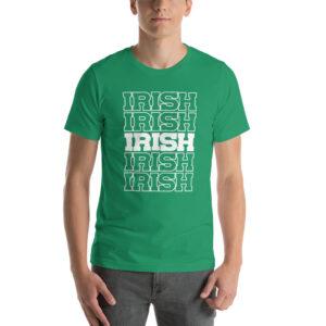 Irish Short-Sleeve Unisex T-Shirt